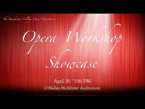 Opera Workshop Showcase 2018