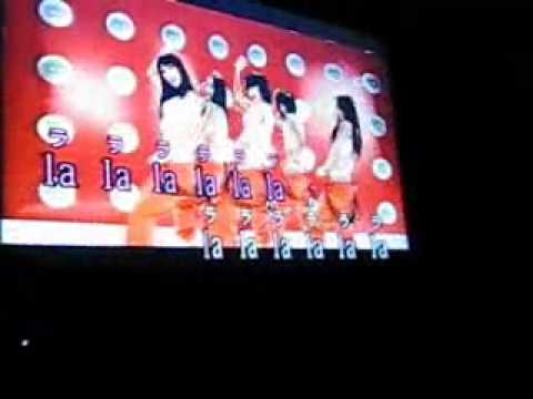 Fun Karaoke Night in Namba Osaka with APU buddies!