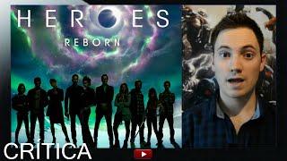Crítica Heroes Reborn Temporada 1, capitulo 13 Project Reborn (2016) Review