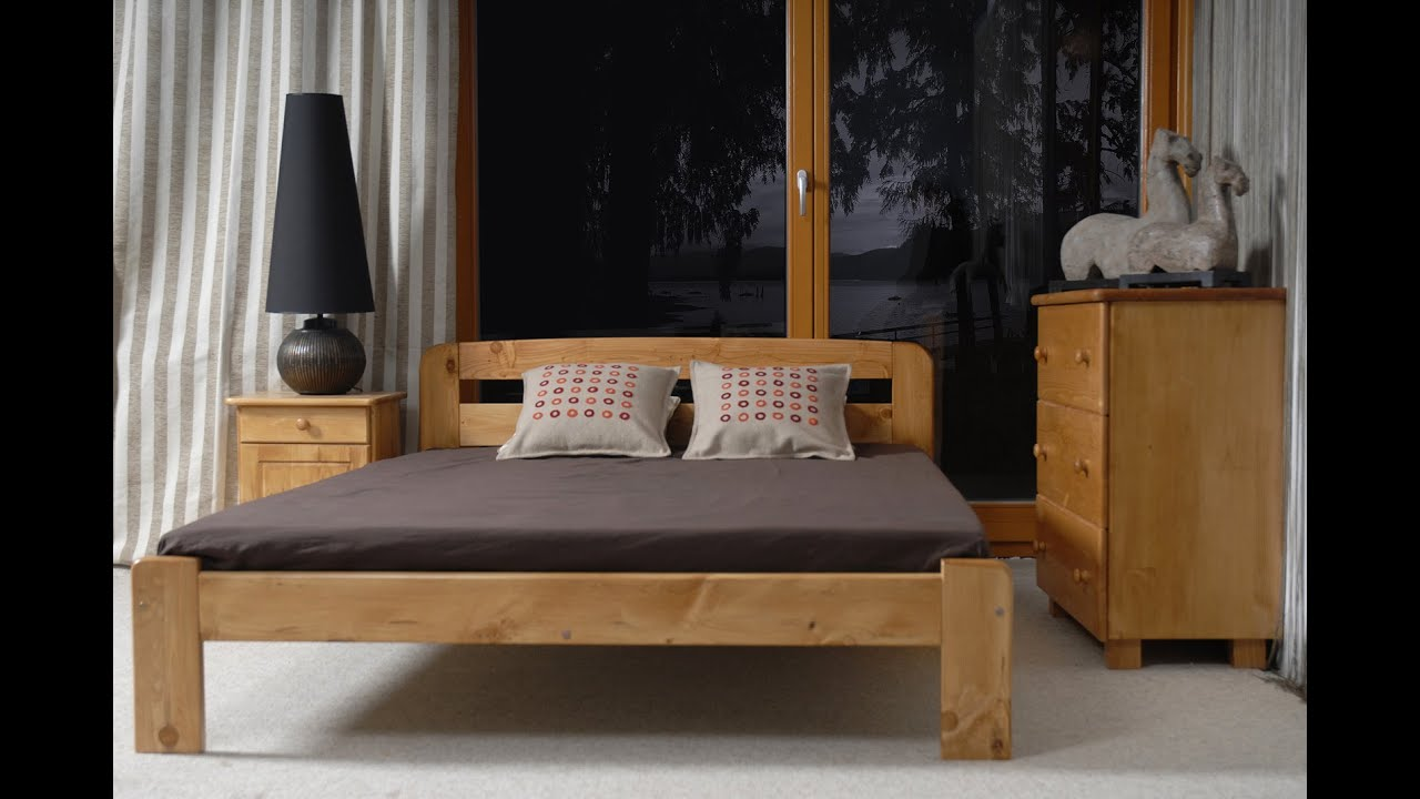 wooden bed frames wooden bed frame build