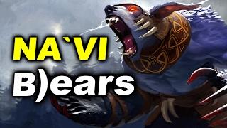 NAVI vs BEARS - Impressive - DAC 2017 EU Dota 2
