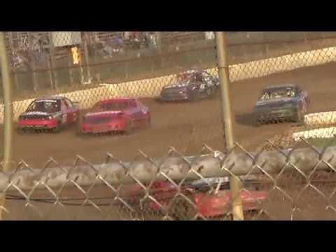 Mercer Raceway park mini stocks