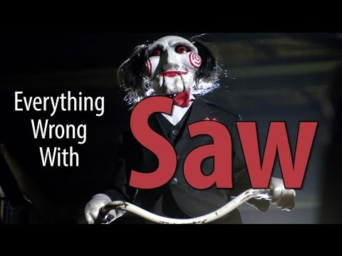 Everything Wrong With Saw In 8 Minutes Or...