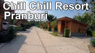 Chill Chill Resort in Pranburi