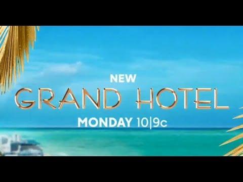 Grand Hotel ABC Critics Trailer