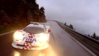 McLaren F1 GTR Longtail Driving Video | AutoMotoTV