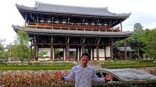 Tofukuji Temple In Kyoto and Reggie