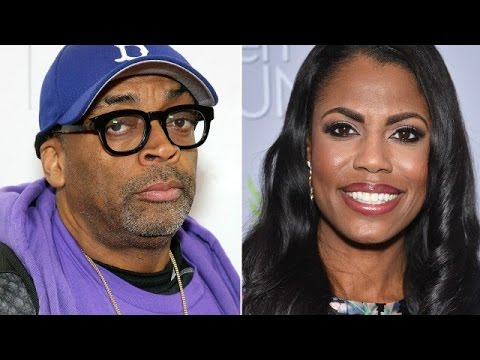 Spike Lee Slams Omarosa For Accepting Role as Trump's Black Outreach Director