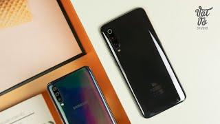 So sánh chi tiết Xiaomi Mi 9 SE và Samsung Galaxy A70