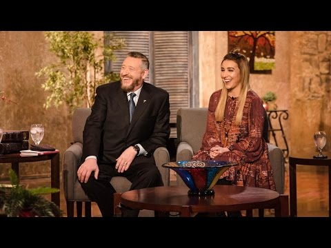 "Daystar TV: Rod Parsley on his book ""The Finale"""