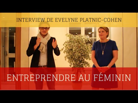 entreprendre au f minin avec evelyne platnic cohen youtube. Black Bedroom Furniture Sets. Home Design Ideas