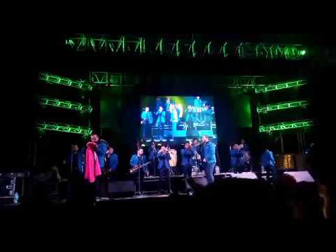 Banda Los Sebastianes(FERIA JILOTEPEC 2016)
