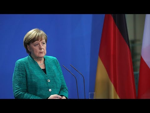Angela Merkel Resigns as CDU Leader after AfD Storms Hesse Elections!!!