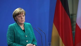 Angela Merkel Resigns as CDU Leader after AfD Storms Hesse Elections!!!