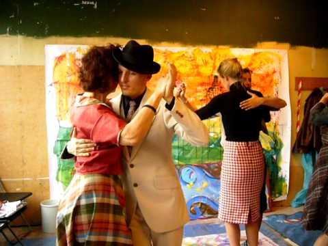 Vintage tango