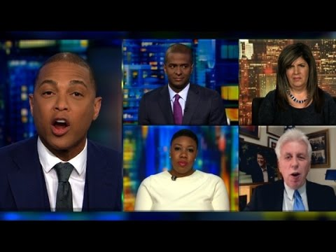 Lemon and Lord have fiery argument over race