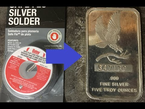 Precious Metal Refining & Recovery, S2E1: Lead Free Solder