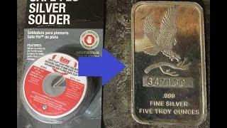 Precious Metal Refining & Recovery, S2E1: Lead Free Solder