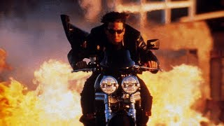 Самые крутые погони в истории кино! «Миссия невыполнима 2» (2000)