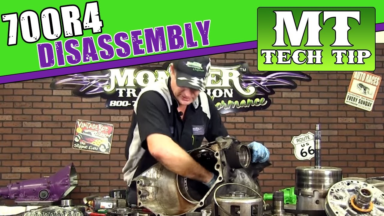 medium resolution of 700r4 automatic transmission disassembly the school of shift