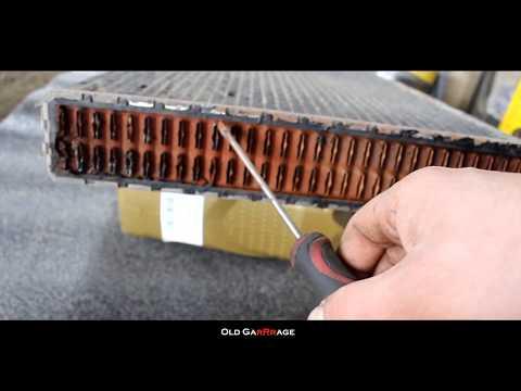 Фильтр системы охлаждения. Очистка системы охлаждения автомобиля