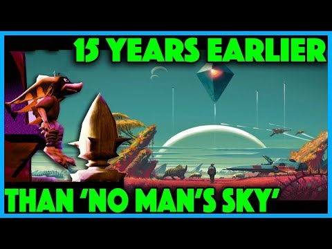 """""""No Man's Sky"""" on PS2 at 60 FPS? Haven Prototype from 2001"""