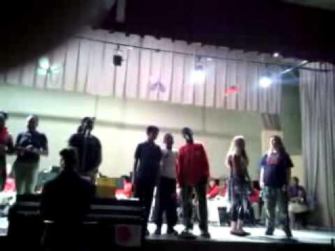 7th grade acapela choir band mcgary middle school