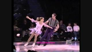 99/00 Stars On Ice 15: Tara Lipinski & Kurt Browning