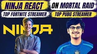 Baixar Ninja React on Mortal Raid | Mortal Reaction on Ninja Stream on Youtube