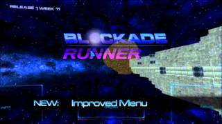 Blockade Runner R1W11