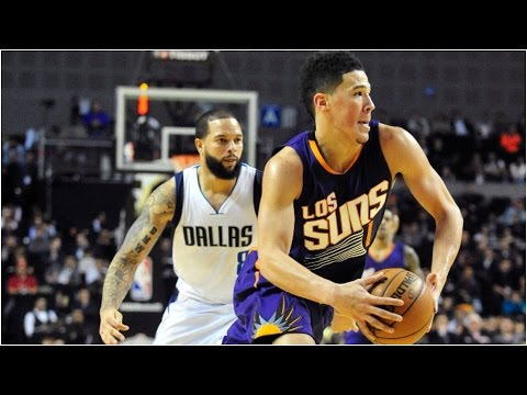 Devin Booker Drops 39 Points | Mexico City Global Games | 01.12.17
