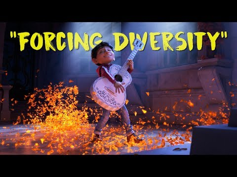 "Coco VS ""Forcing Diversity"""