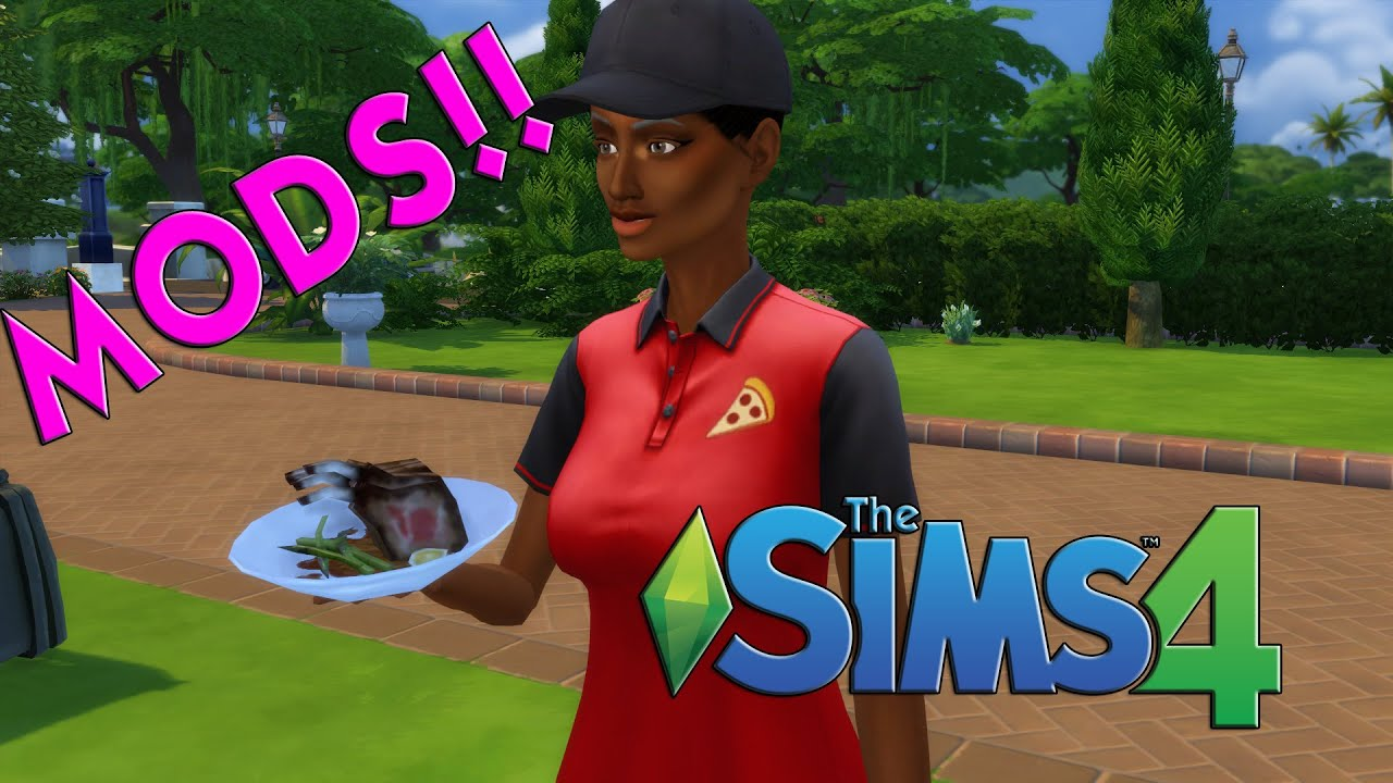 sims 4 how to buy food