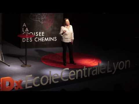 Mon chemin vers le design | Olivia PUTMAN | TEDxÉcoleCentraleLyon