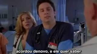 Scrubs 6x11 6/6 legendado - My Night To Remember