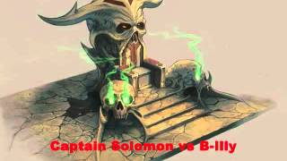 Captain Solomon - Can You Kill Them All Round Two (B-illy)
