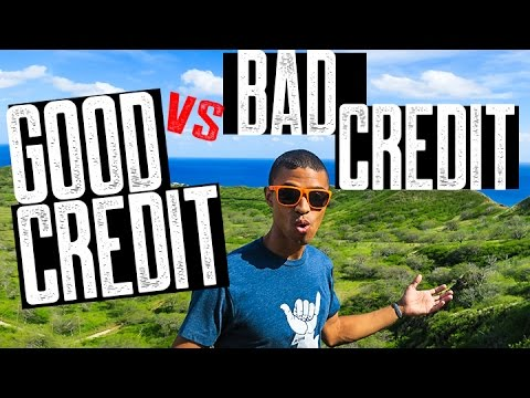 Good Credit vs Bad Credit || Benefits of Good Credit || What's The Difference?