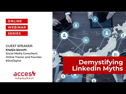 Demystify LinkedIn Myths