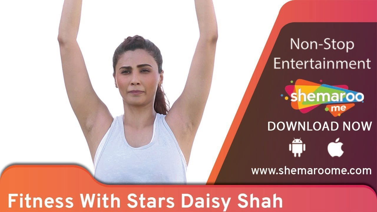 Daisy Shah - Fitness With Stars | Bollywood Celebs Workout Videos | Siddharth Kannan Interviews