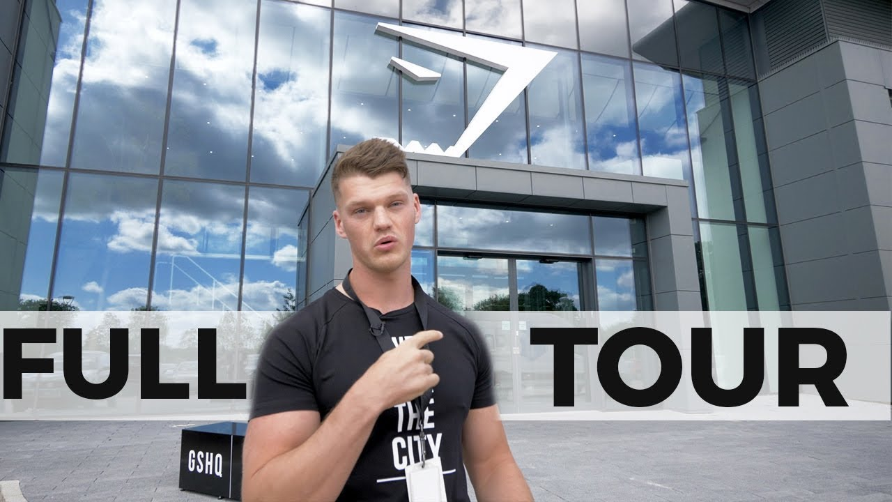 Look Inside Gymshark Hq Our First International Office