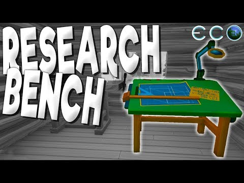 The Research Bench! And a Skill - Eco ep2