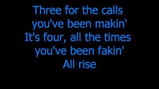 Lyrics: Blue - All Rise