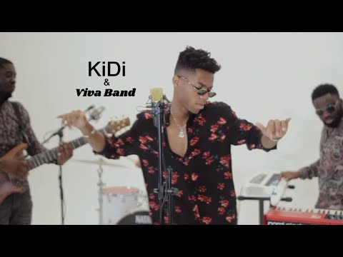 KiDi x Viva Band - Odo (Live Band Rendition)