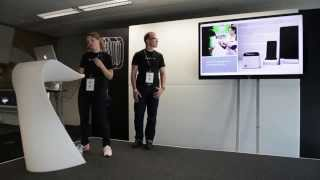 FormLabs features Ambi Climate at 3D Print Show London