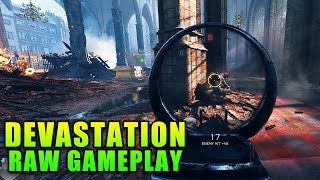 Devastation Raw Gameplay - Battlefield 5 First Look