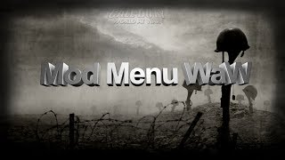 How To Install Mod Menu For COD5 WaW On Ps3 - No Jailbreak Needed