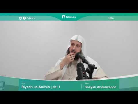 Riyadh us Salihin   del 1