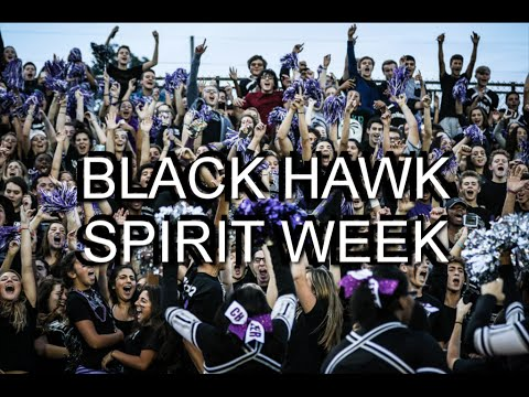 Black Hawk Spirit Week Recap (Bloomfield Hills High School)