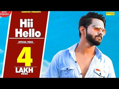 Hi Hello || Ranveer KB & Anshu Rana, Boota Singh || Haryanvi New Song || हाय हैल्लो