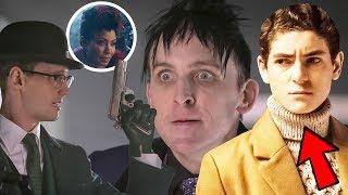 "Gotham 3x20 Trailer Review BRUCE WAYNE vs GOTHAM! ""Pretty Hate Machine"""
